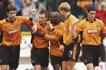 On this day - 17 Jan 2004: Wolves 1-0 Man Utd