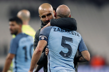 'Working with Guardiola was a great experience'