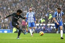 Flashback: Brighton 0-4 Chelsea