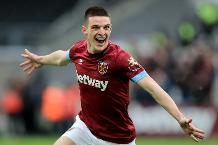Rice: Putting on West Ham shirt's a crazy feeling