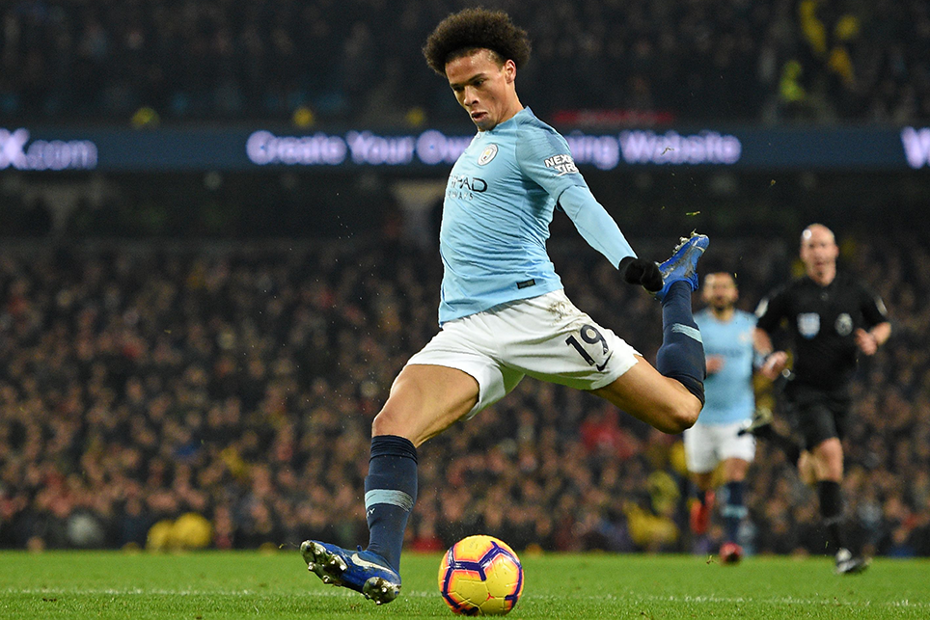 Bayern Munich complete signing of Man City winger Sane
