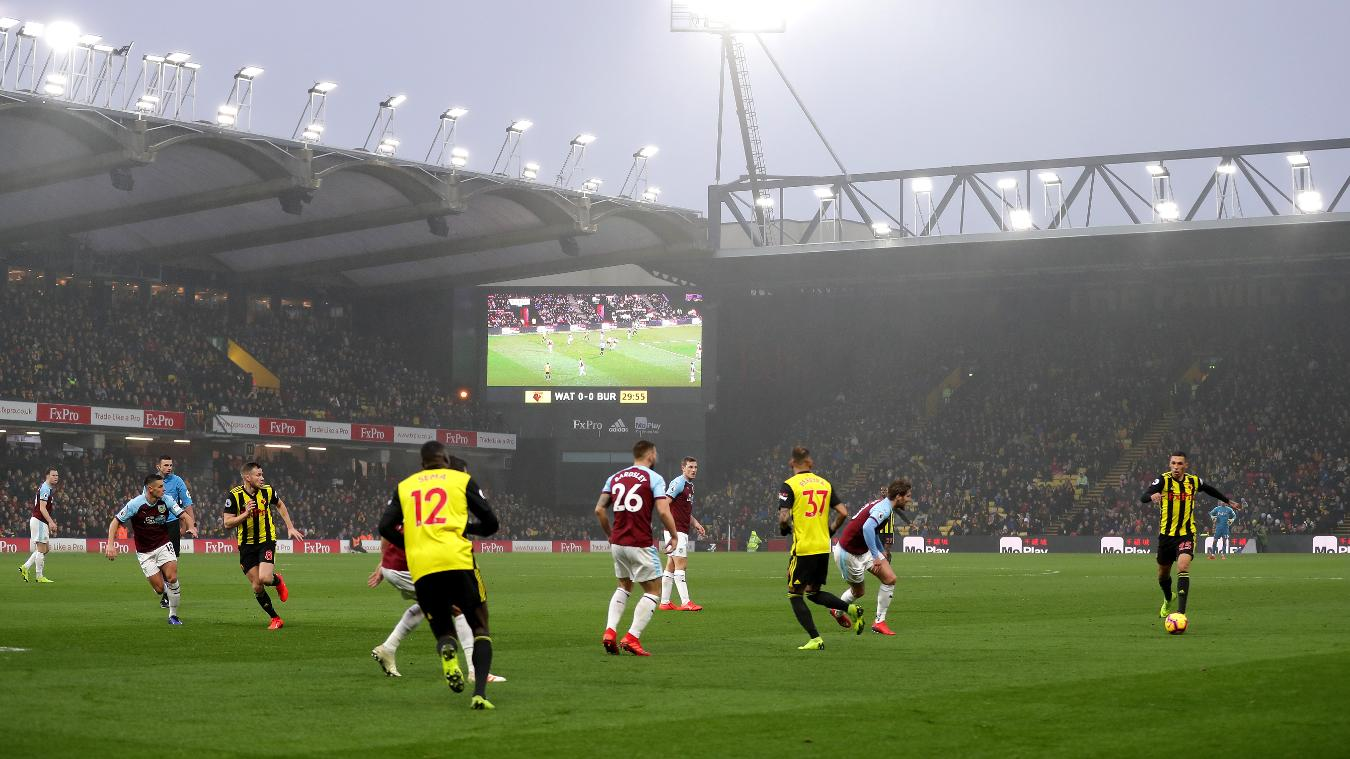 Watford 0-0 Burnley