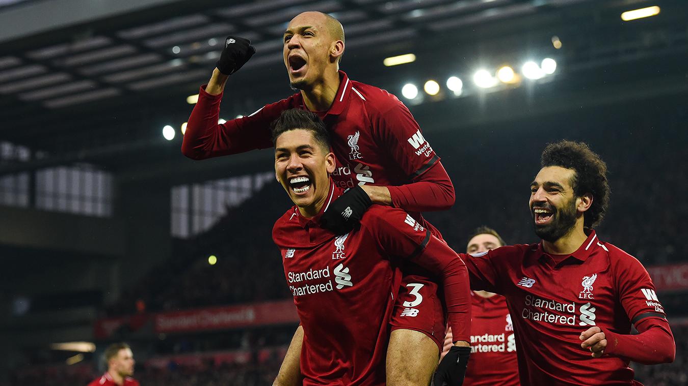 Liverpool 4-3 Crystal Palace