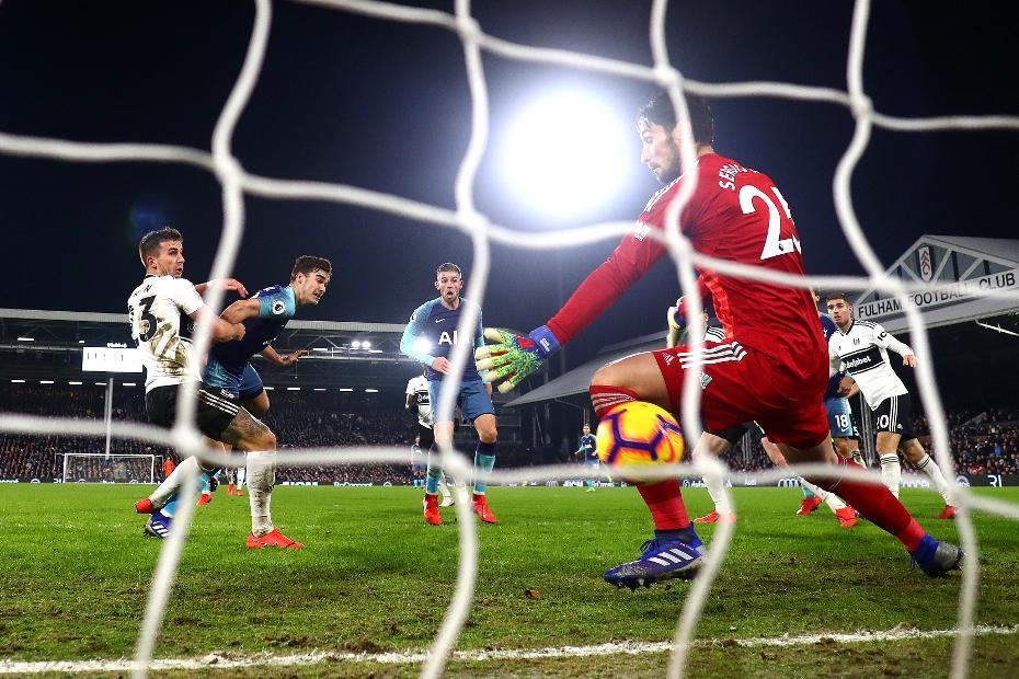 Harry Winks winner v Fulham