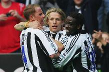 Newcastle edge Man City in seven-goal classic
