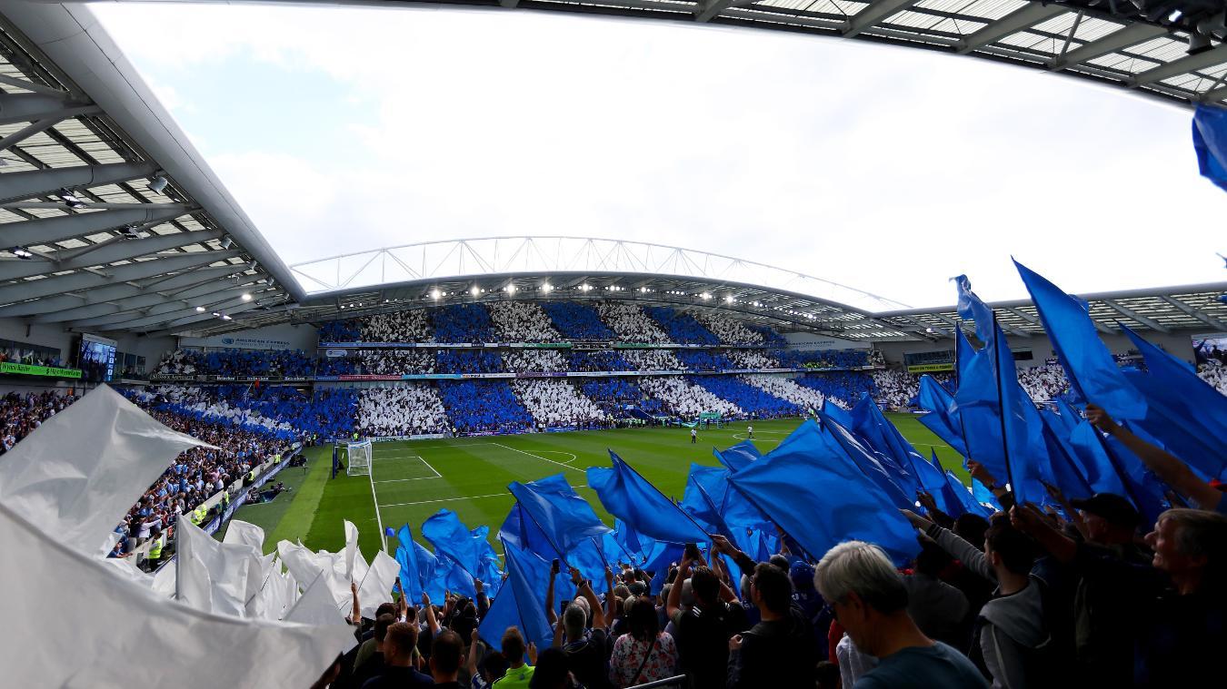 Brighton Amex Stadium