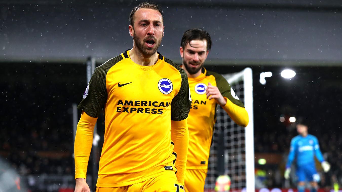 Fulham 4-2 Brighton & Hove Albion