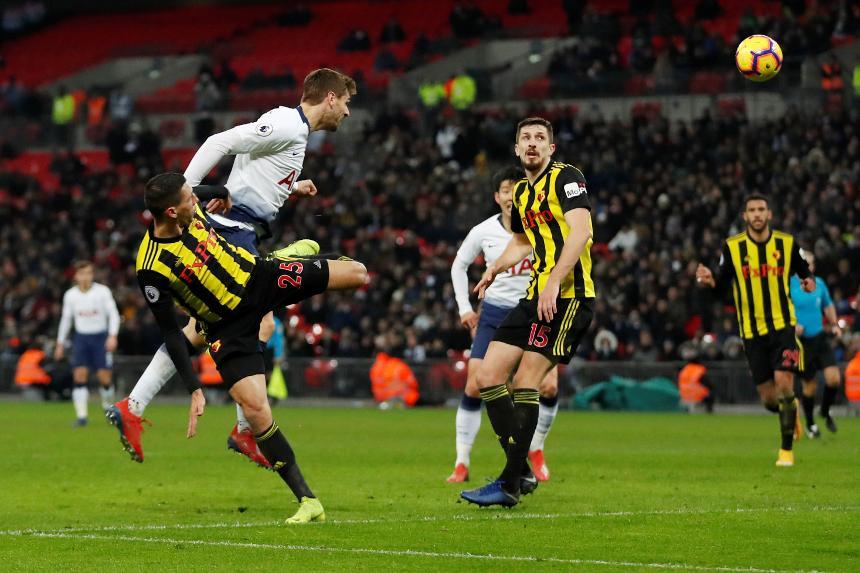 Tottenham Hotspur v Watford