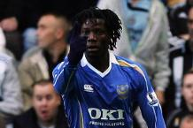 Goal of the day: Benjani brilliance for Pompey