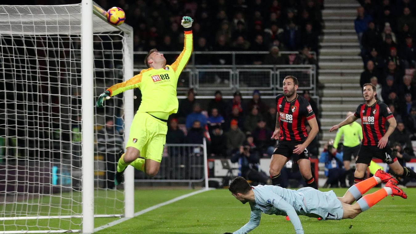 AFC Bournemouth 4-0 Chelsea