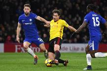 On this day - 5 Feb 2018: Watford 4-1 Chelsea