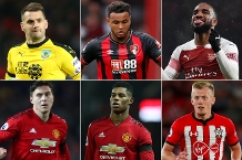 EA SPORTS Player of the month shortlist for January