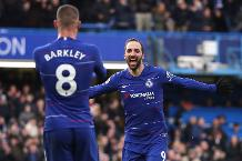 Hasselbaink: Higuain movement is amazing