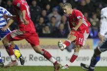 Goal of the day: Bentley blast for Blackburn