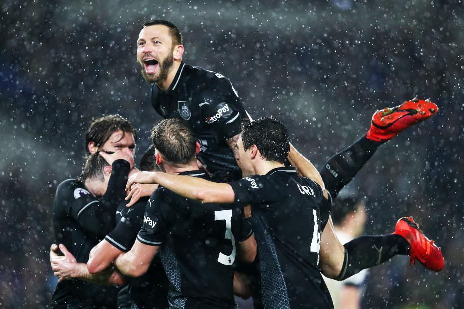 Brighton & Hove Albion v Burnley FC