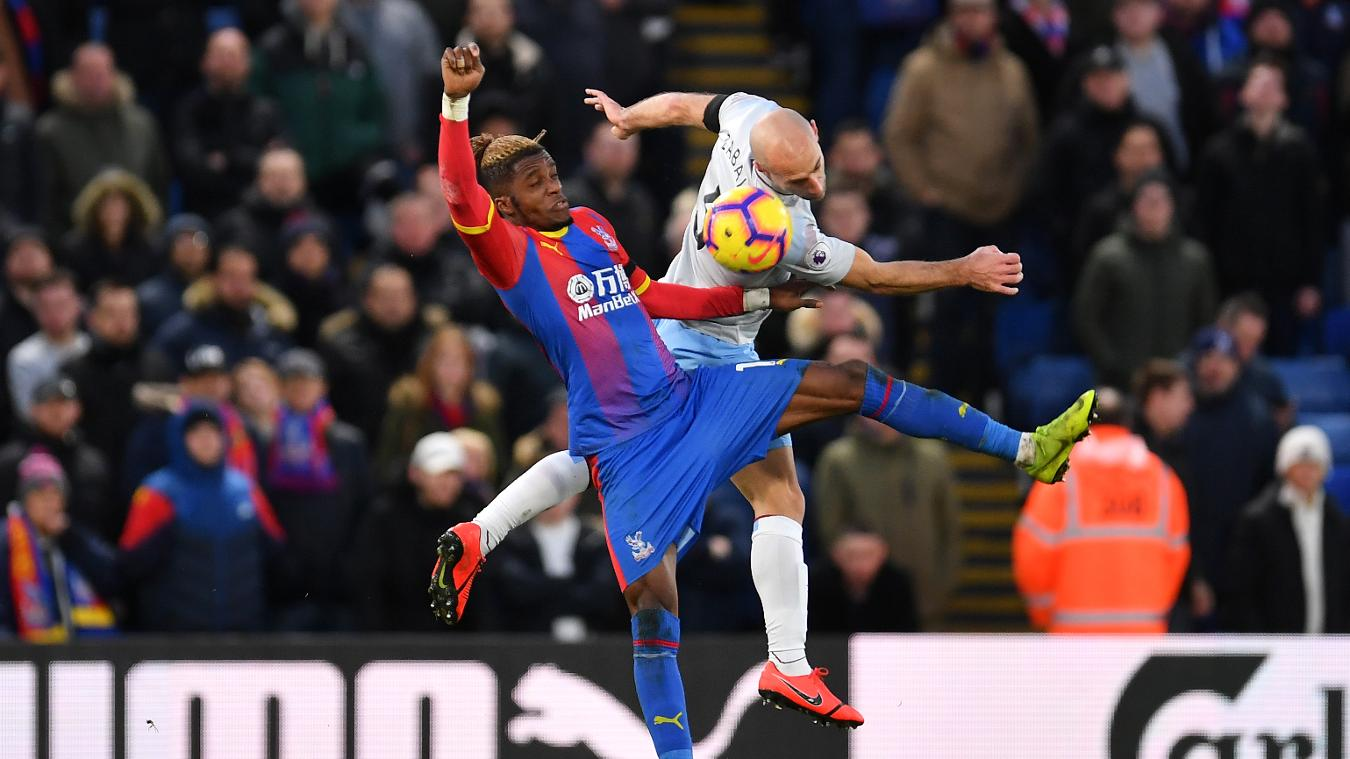 Crystal Palace 1-1 West Ham United