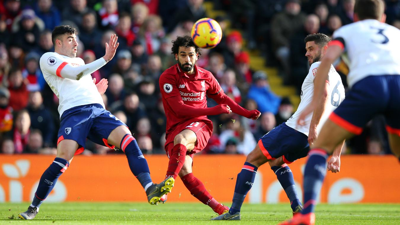 Liverpool 3-0 AFC Bournemouth