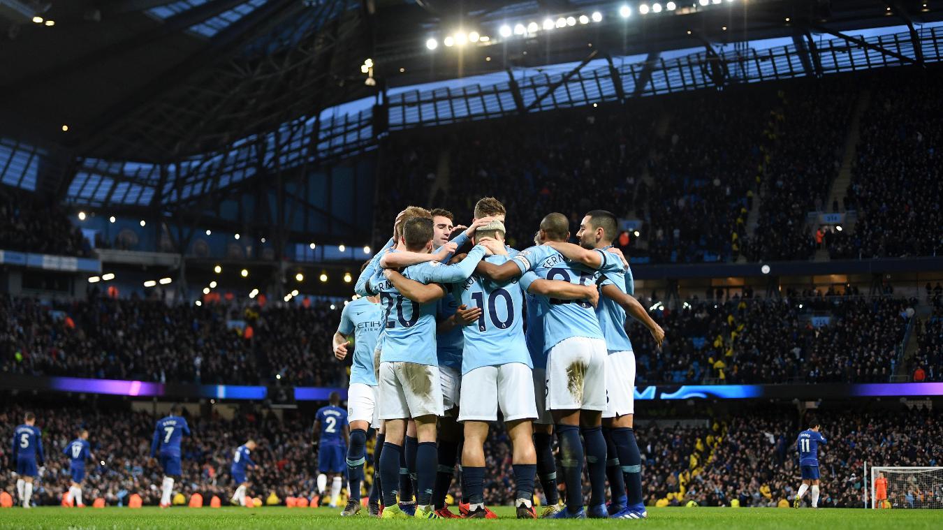 Manchester City 6-0 Chelsea