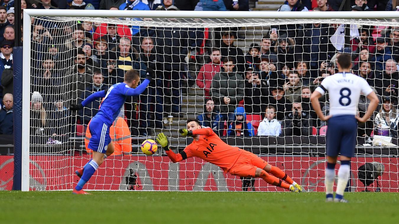 Tottenham Hotspur 3-1 Leicester City