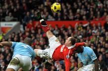 On this day - 12 Feb 2011: Man Utd 2-1 Man City