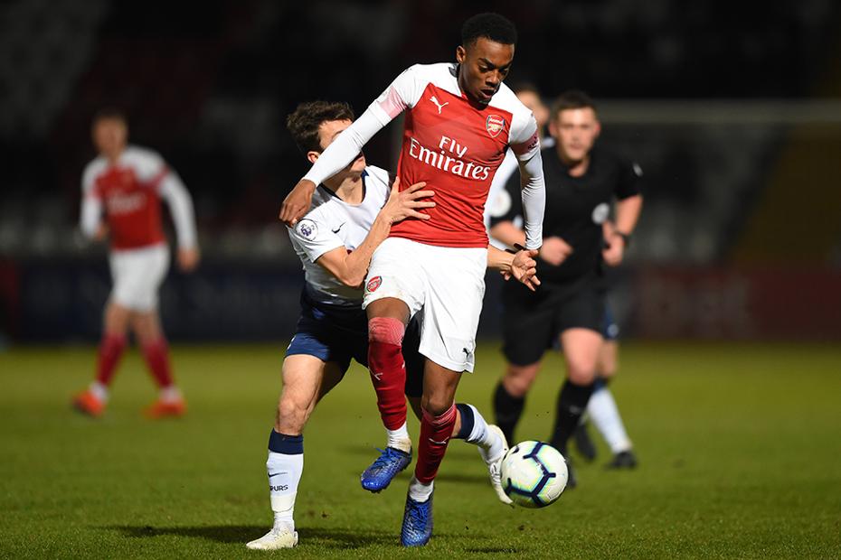Joe-Willock, Arsenal