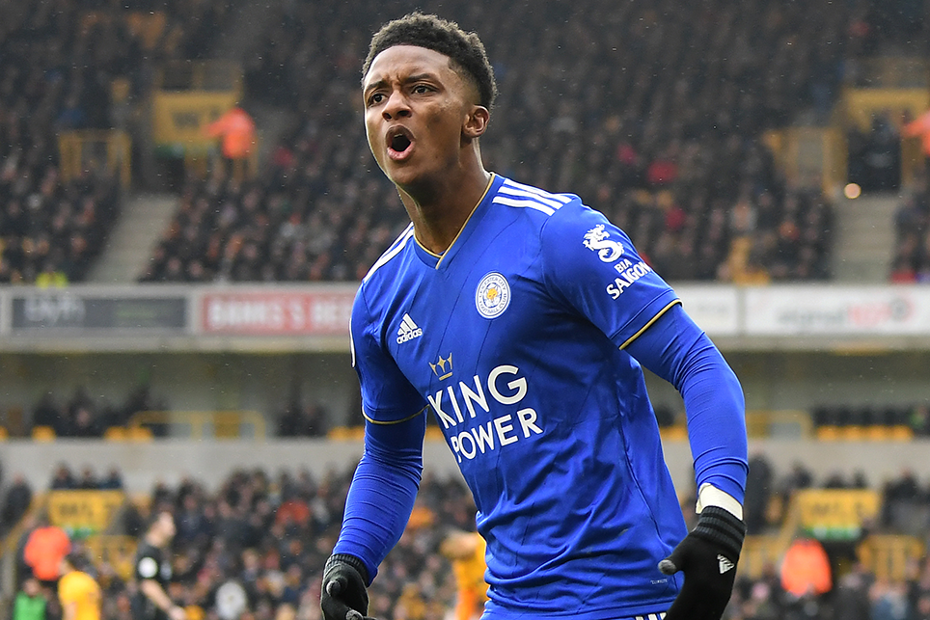 Demarai Gray, Leicester City