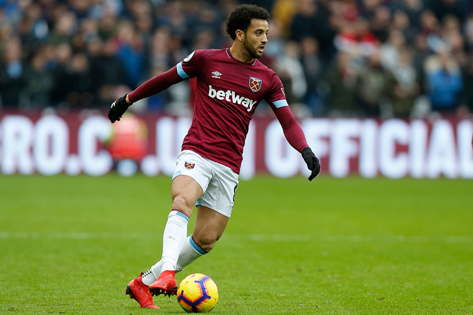 Felipe Anderson, West Ham United