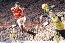 On this day - 28 Feb 2016: Man Utd 3-2 Arsenal
