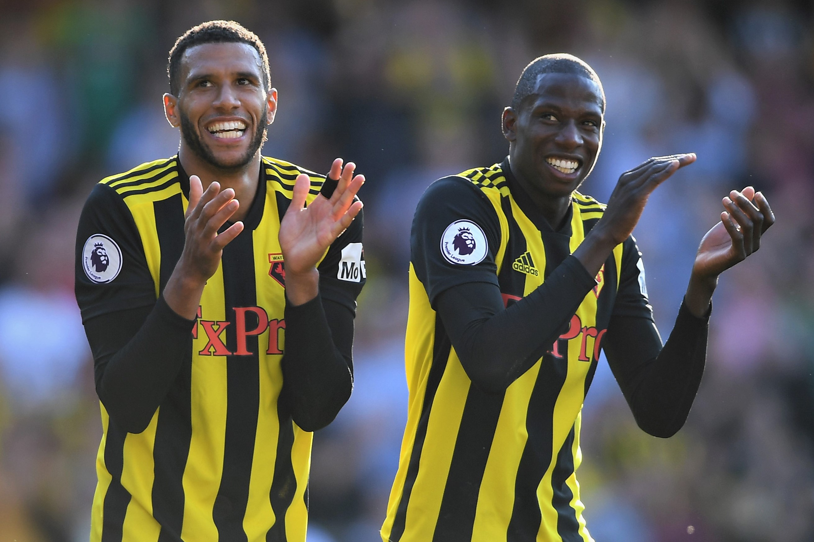 Capoue and Doucoure key to Watford success