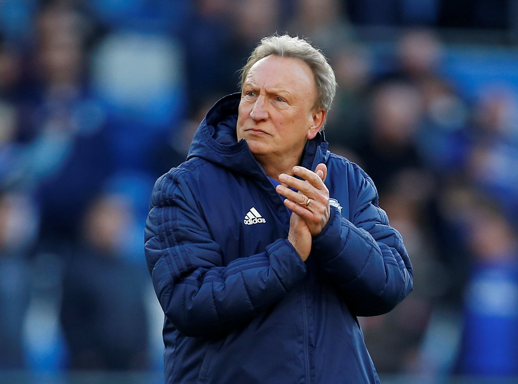 Cardiff City Relegated After Defeat By Crystal Palace