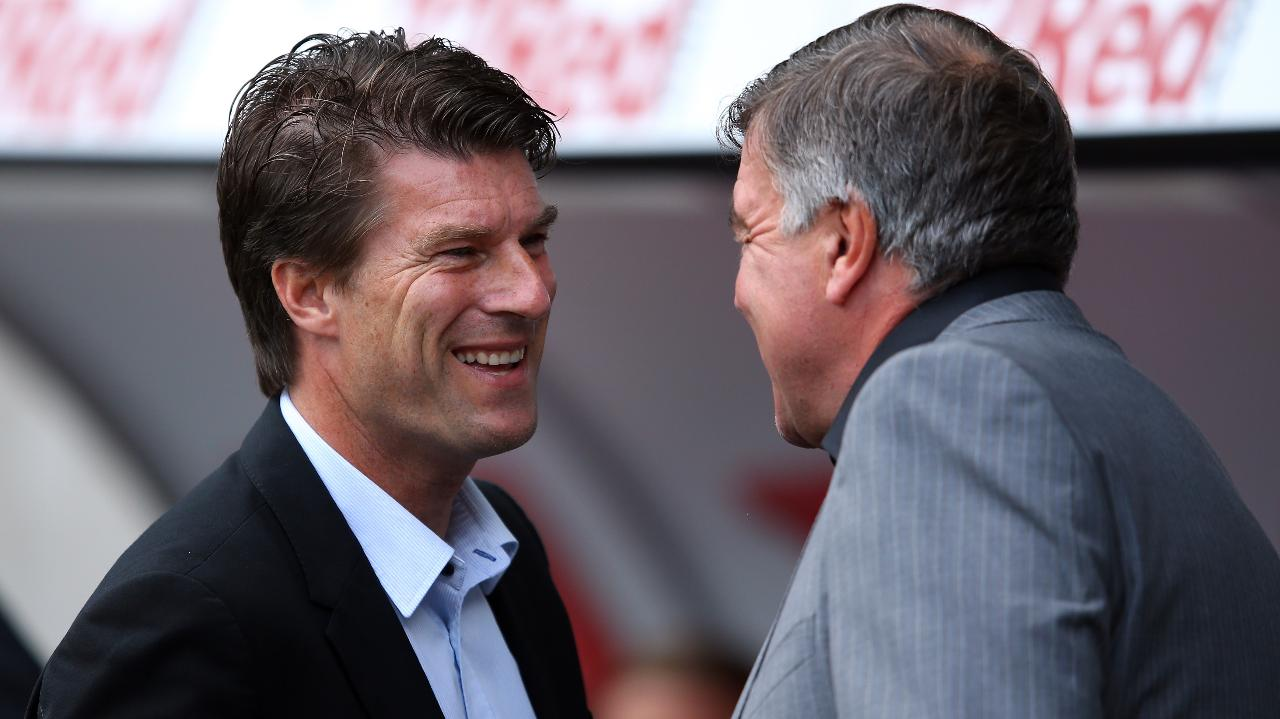 Debut bosses aim to match Laudrup and Allardyce