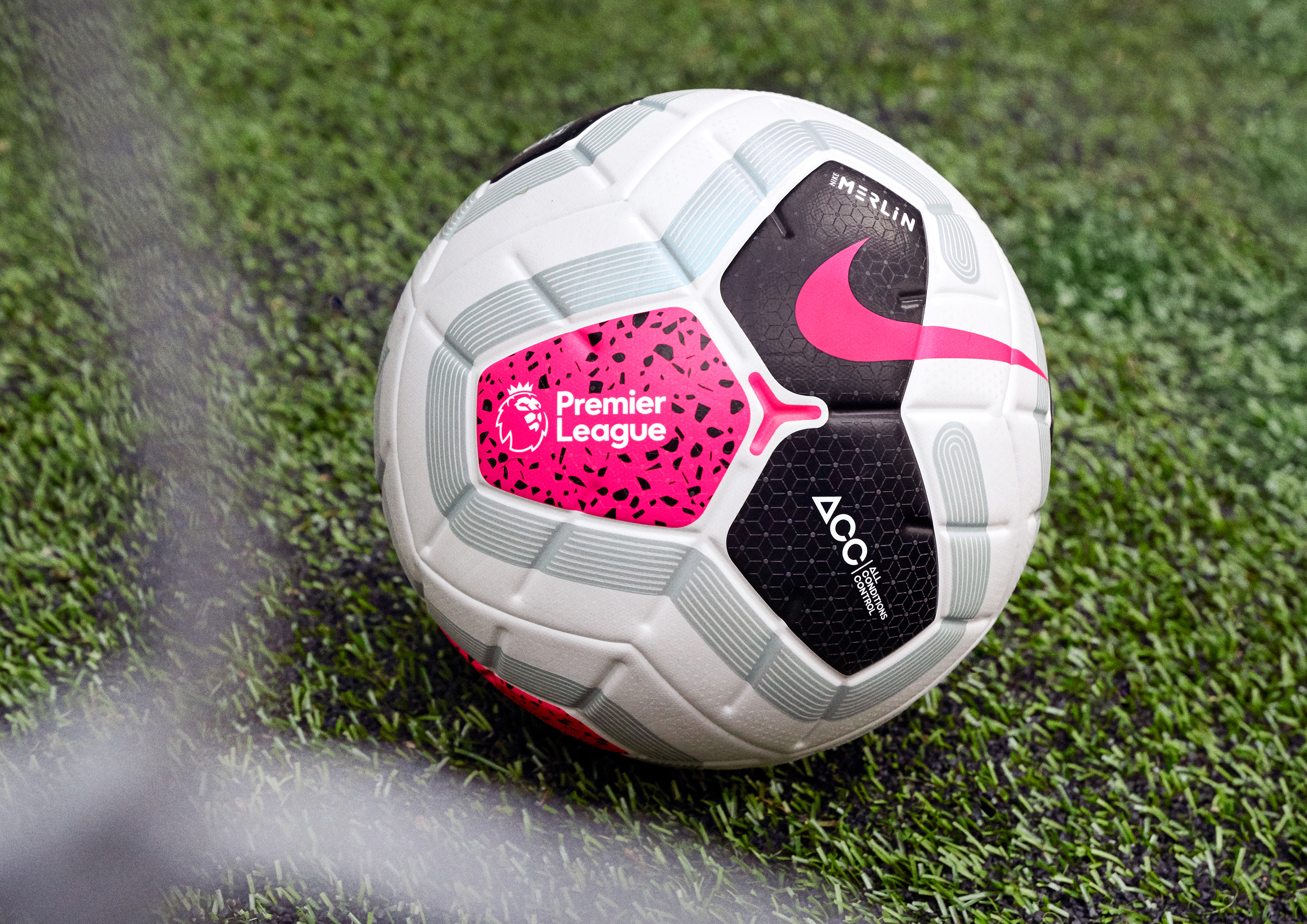 New Nike Merlin Ball Made Only For The Premier League