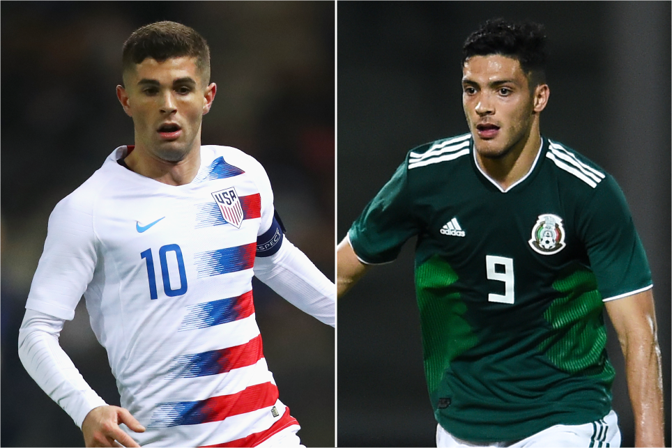 Premier League stars can shine at Gold Cup