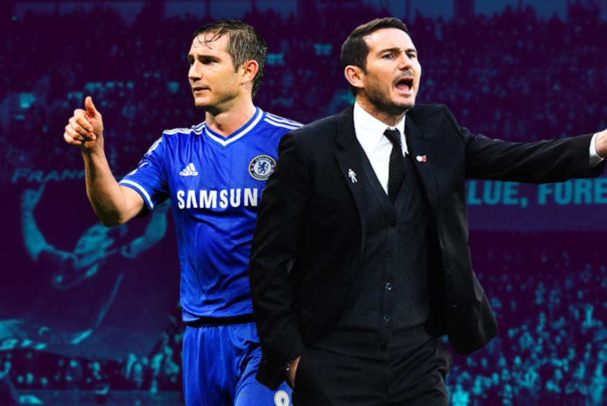 Lampard joins men to play for and manage same club