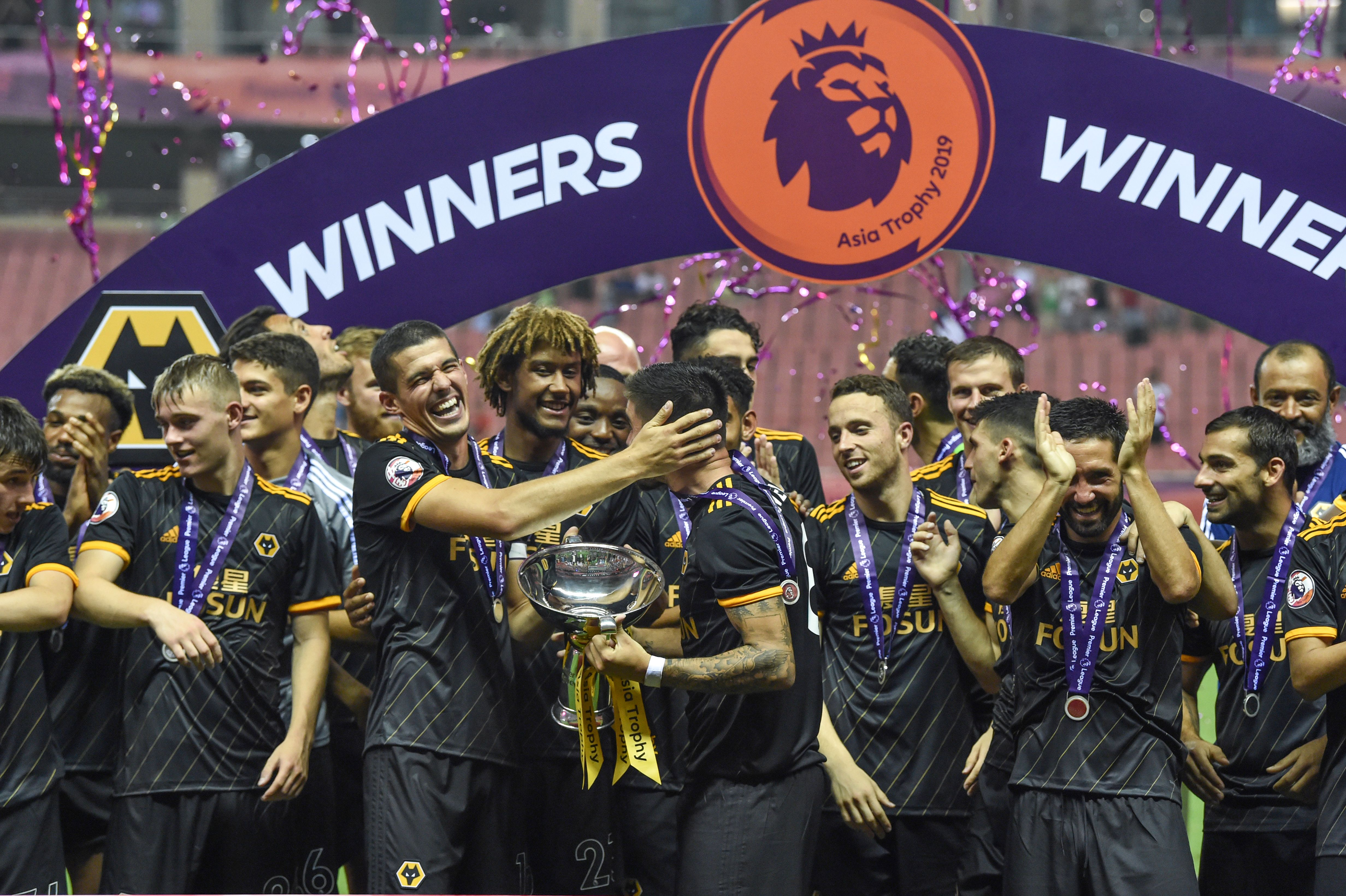History of the Premier League Asia Trophy