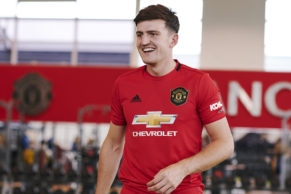 Maguire completes move to Man Utd