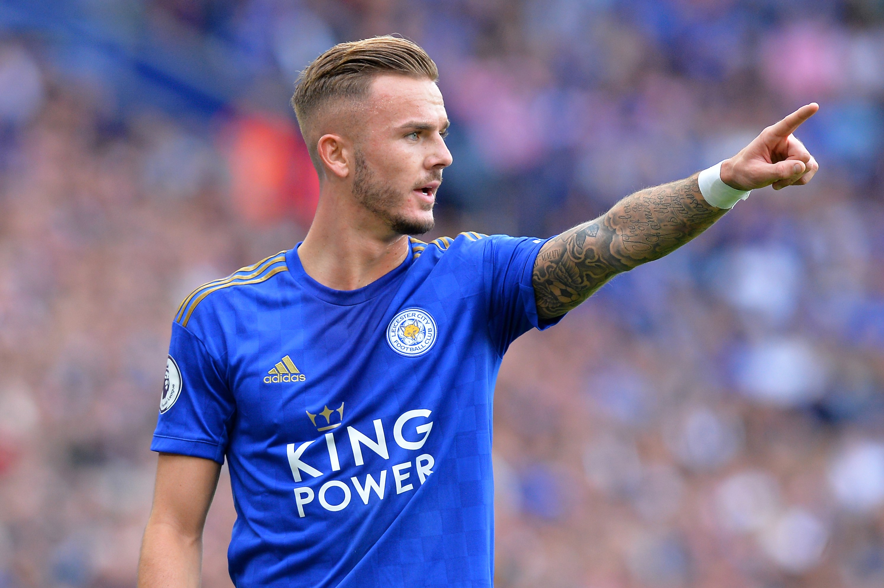 GW5 Ones to watch: James Maddison