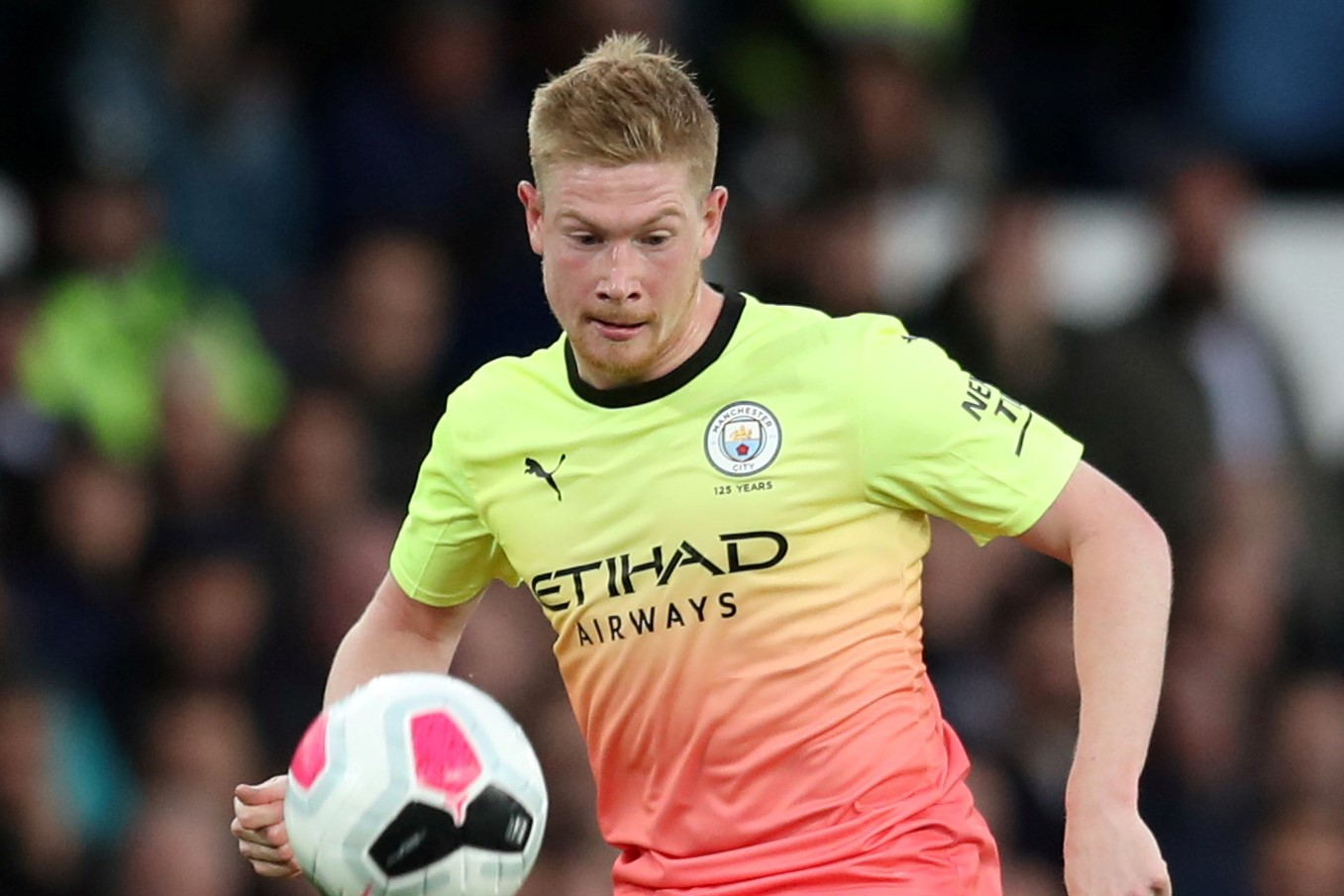 De Bruyne Rises To Top Of Fantasy Points List