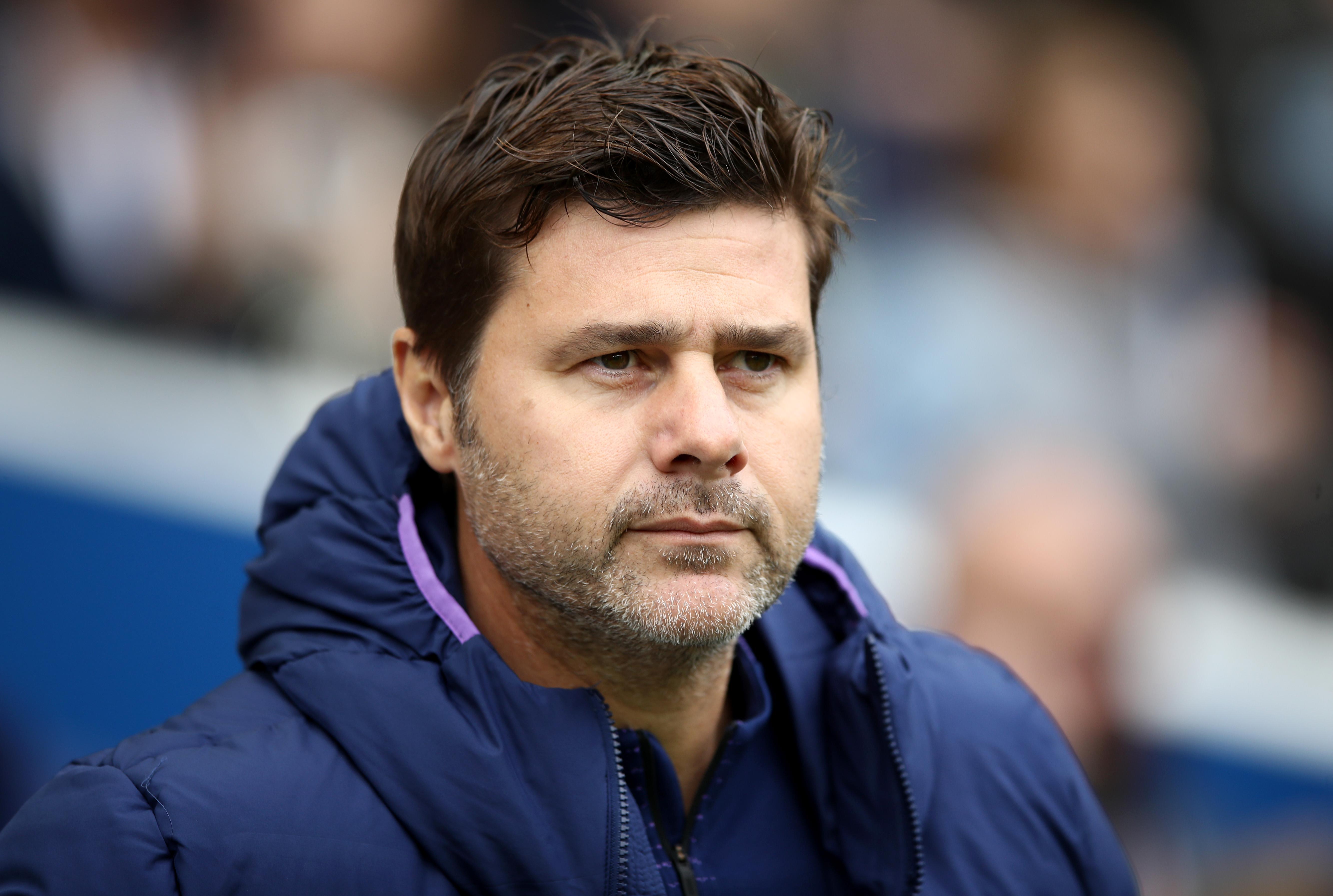 Pochettino Leaves Tottenham Hotspur