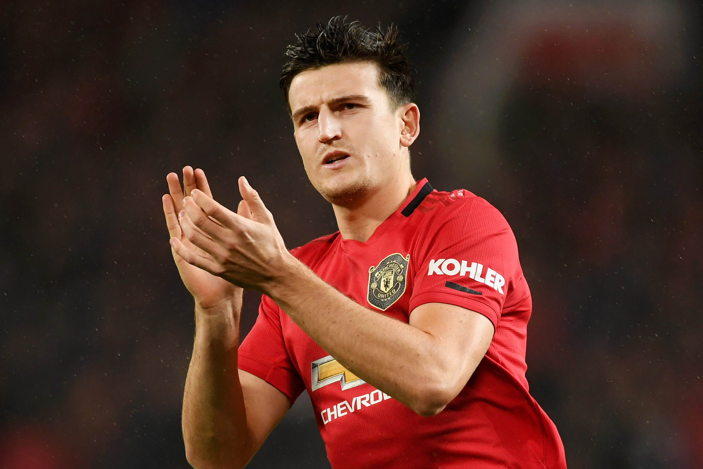 Imposing Maguire can frustrate Liverpool