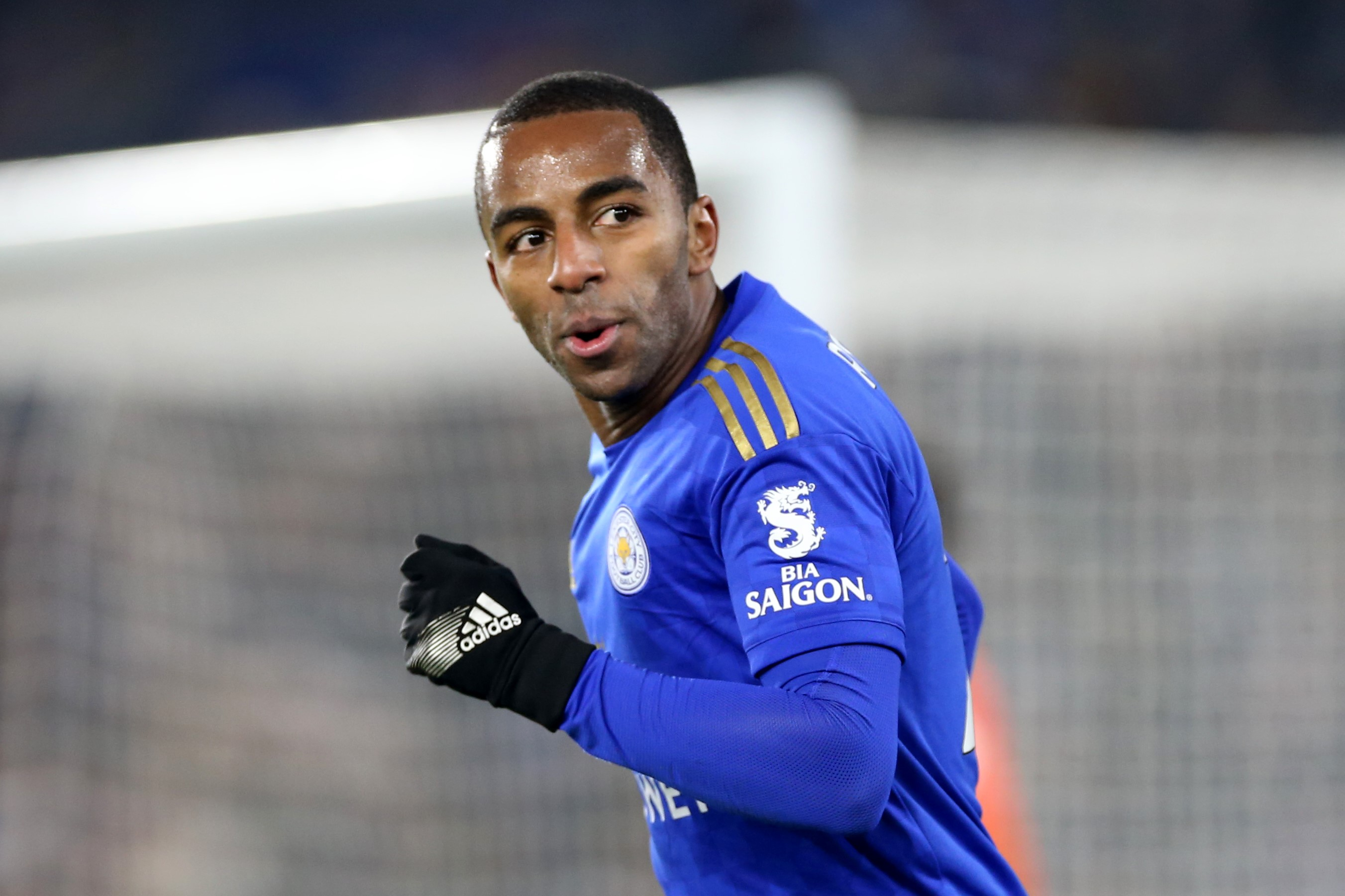 Ricardo Pereira has been one of Leicester City's most influential players this term.