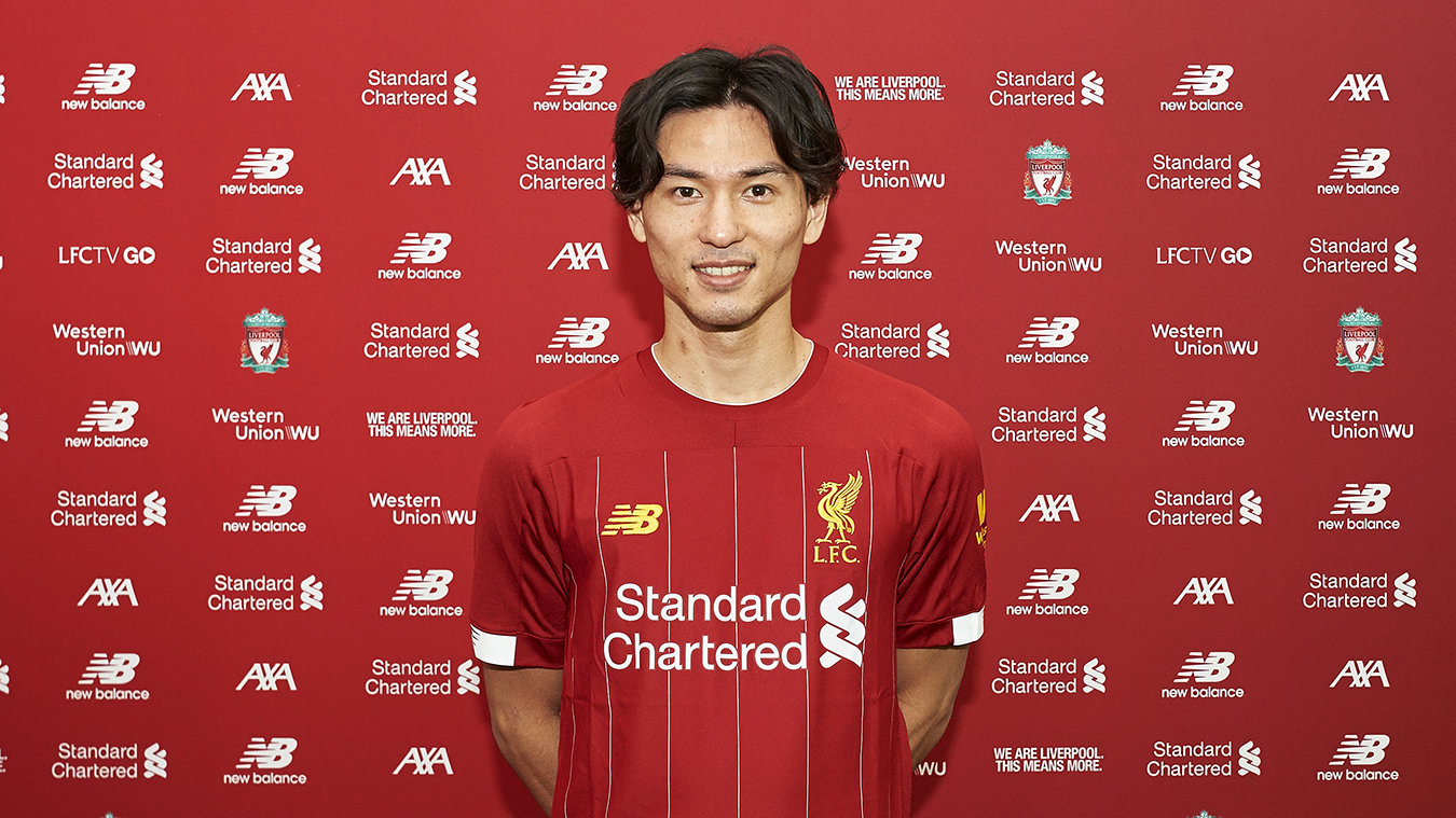 Liverpool agree to sign Minamino