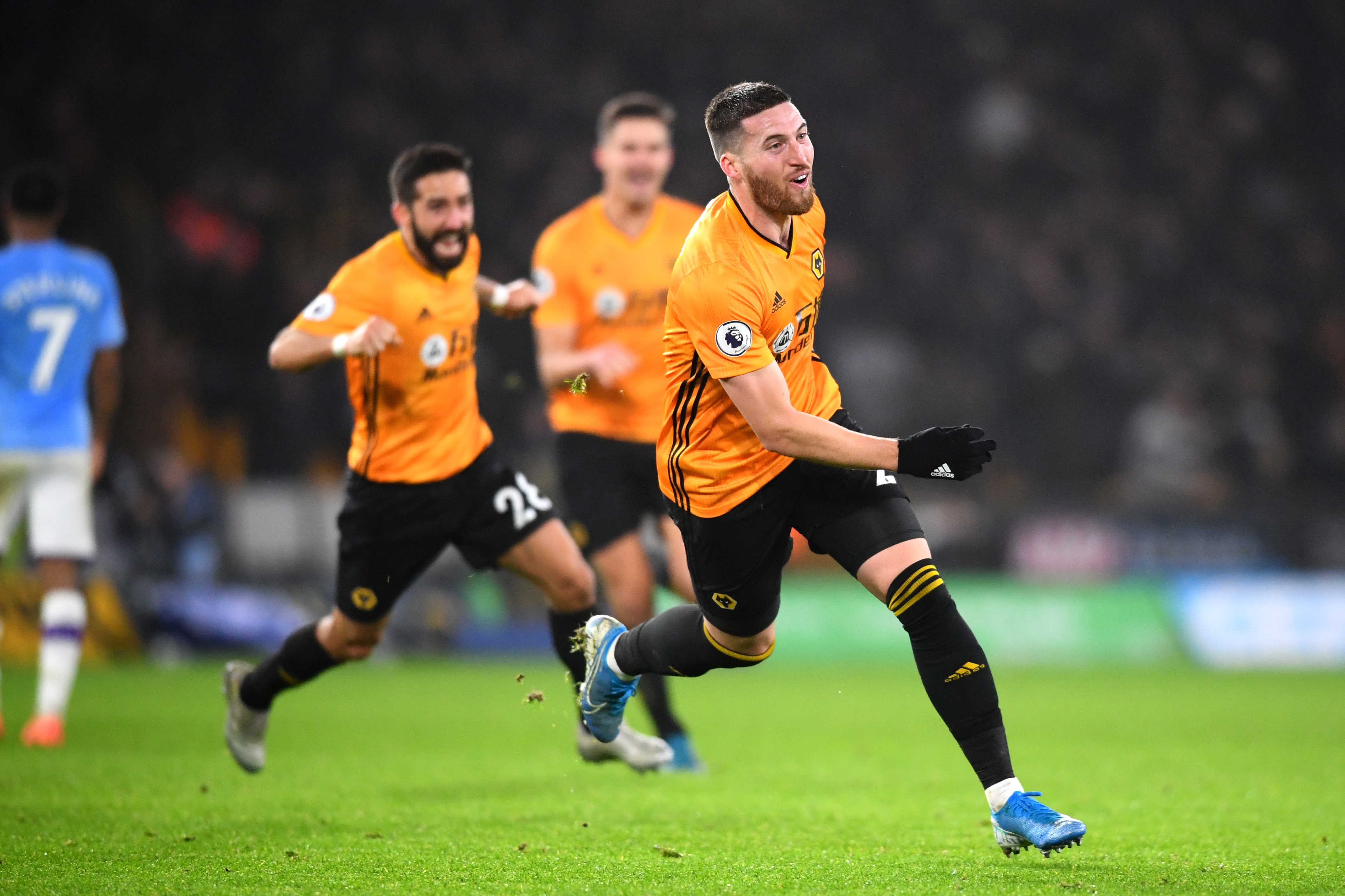 Wolves Beat Man City In Five Goal Thriller