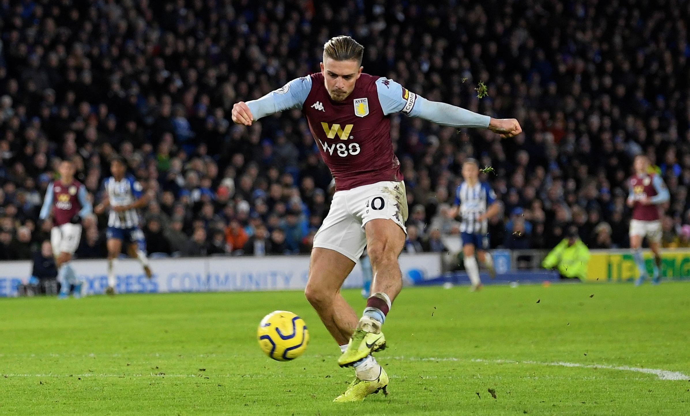 FPL transfer targets: Jack Grealish