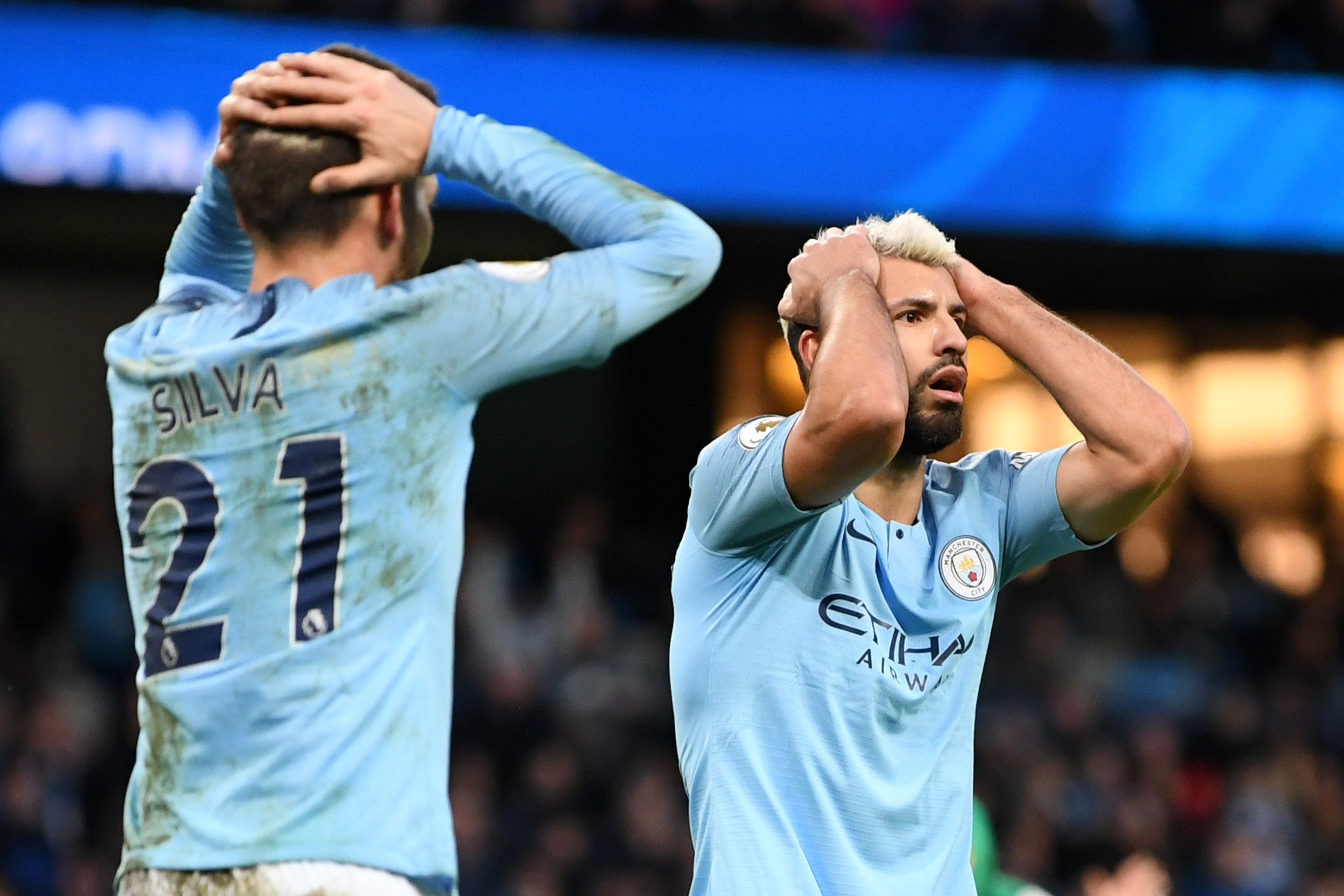 Can Man City solve their efficiency problem?