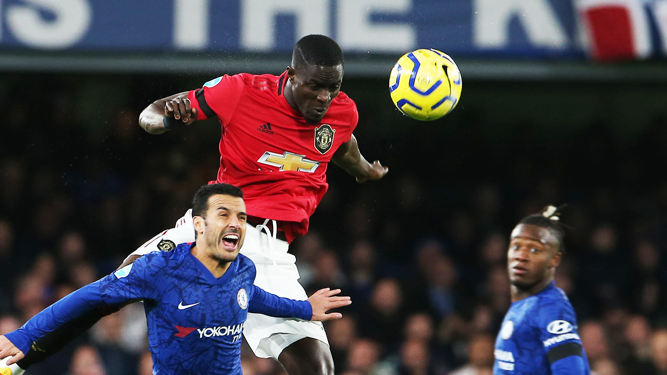 Shearer: Bailly looked like he had never been away