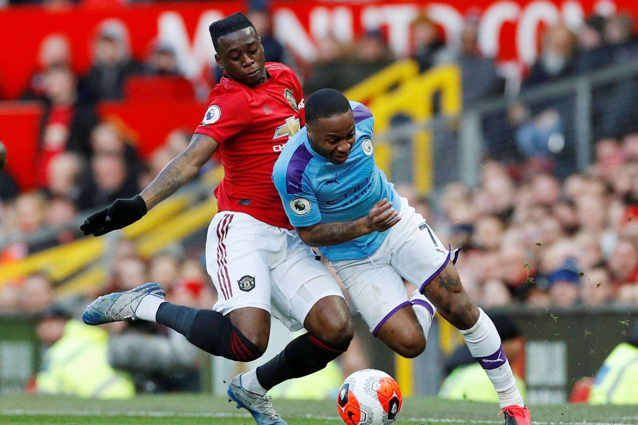 Shearer: Wan-Bissaka was dominant in derby