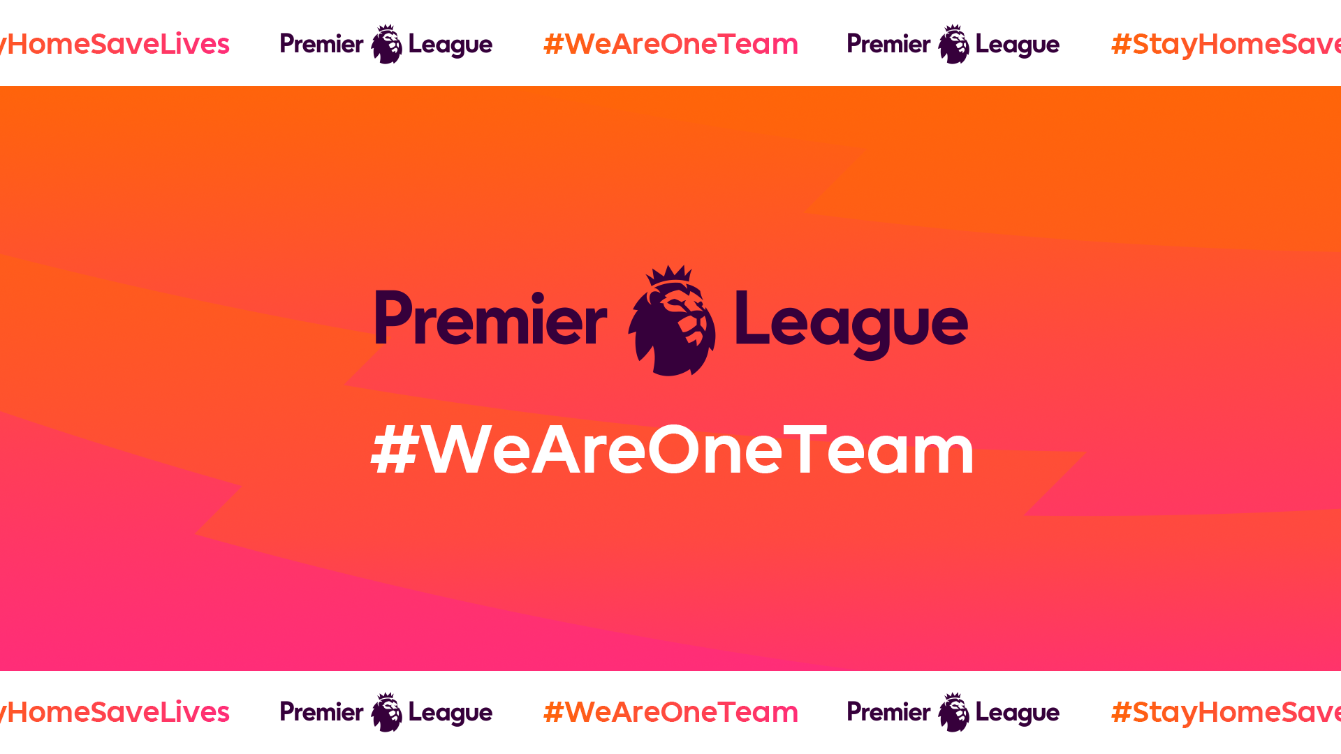 Premier League Statement On Impact Of Covid 19
