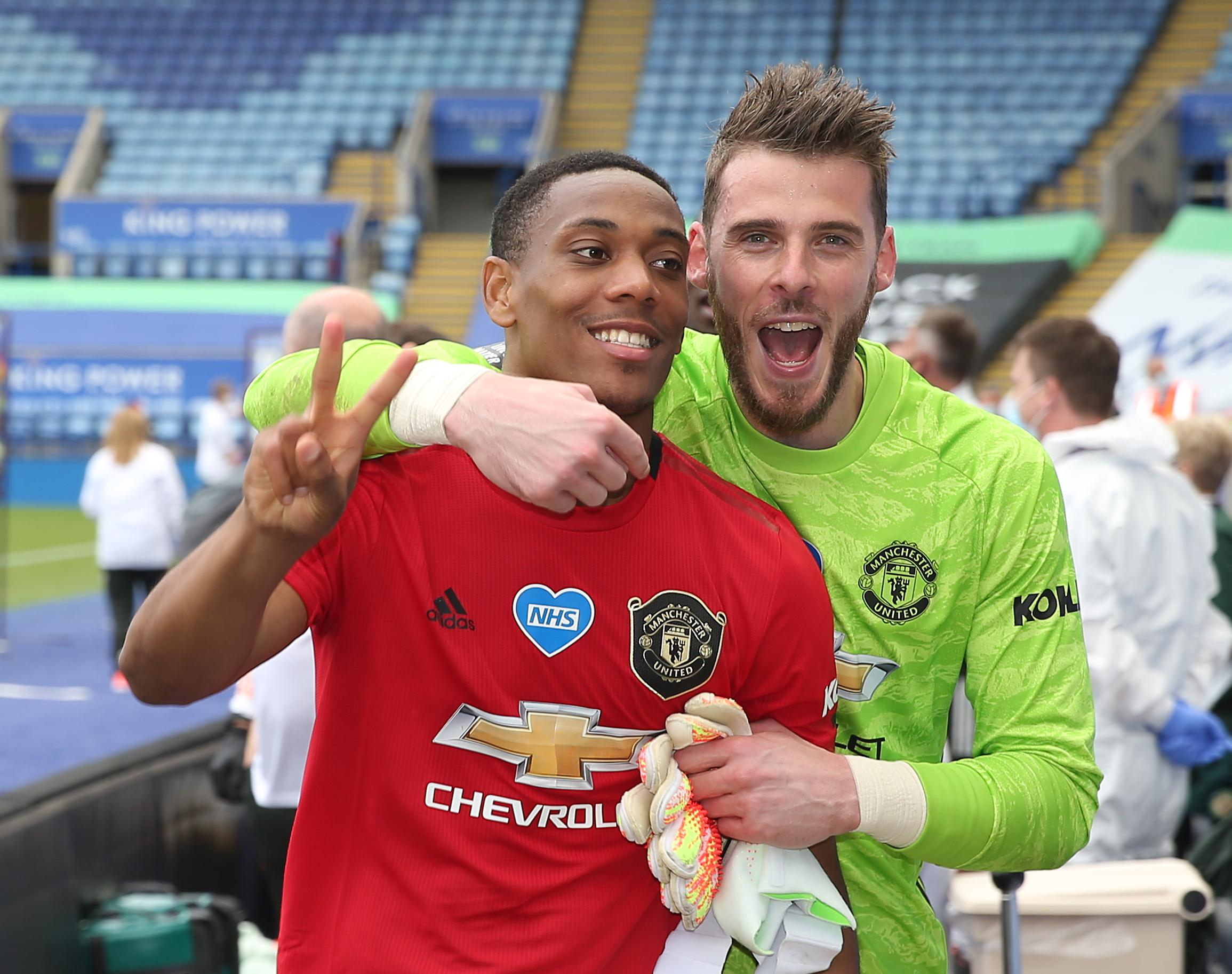 man utd and chelsea secure top four places man utd and chelsea secure top four places