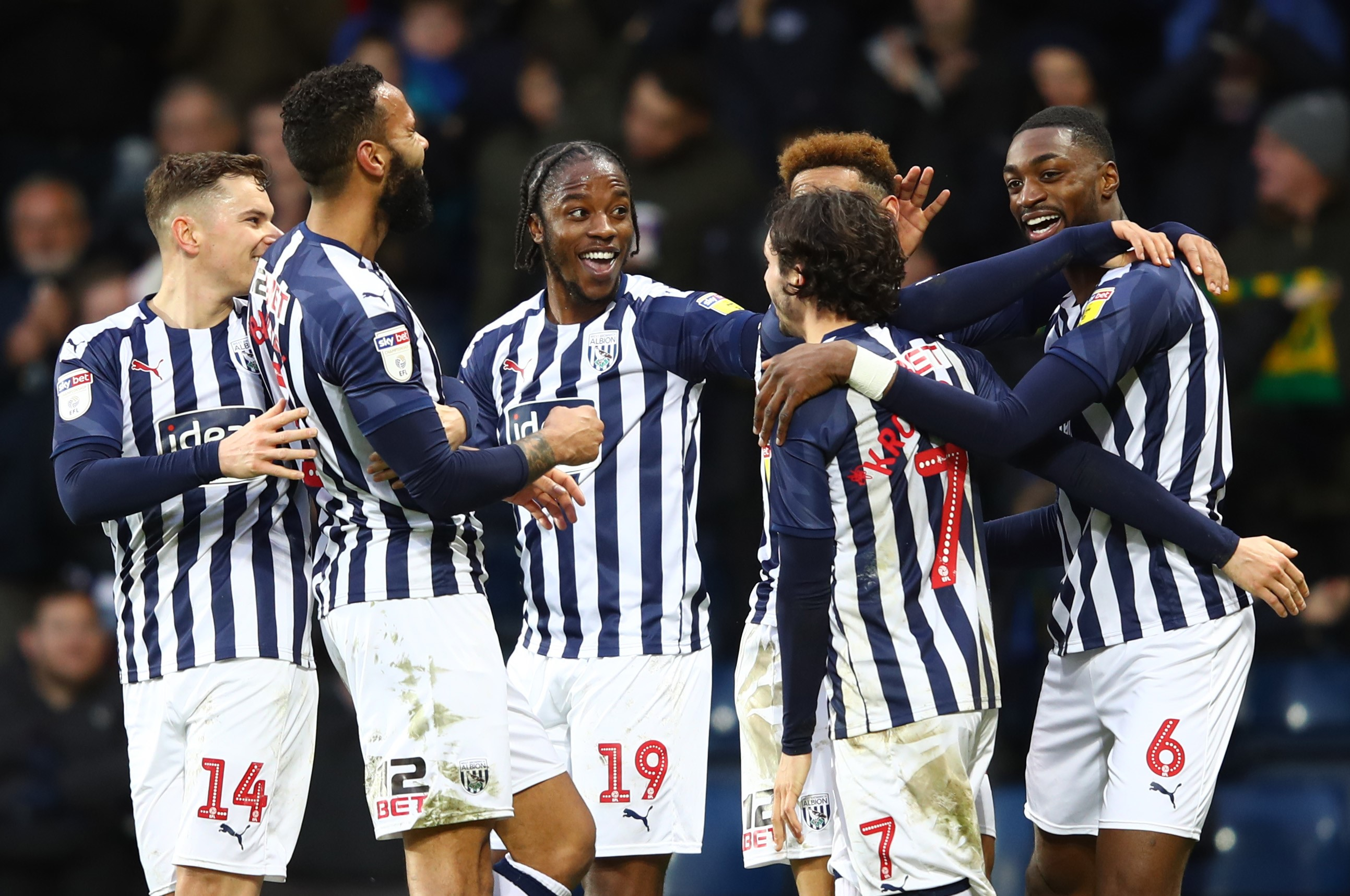 Promoted Clubs West Brom Return As More Attacking Team